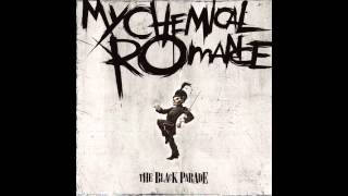welcome to the black parade vocals only my chemical romance