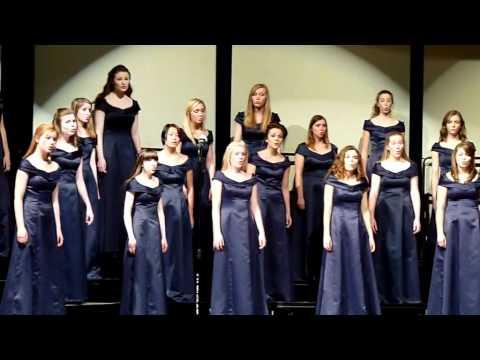 Vere languores nostros  - CCHS Girls 21 in concert 2012-02-28