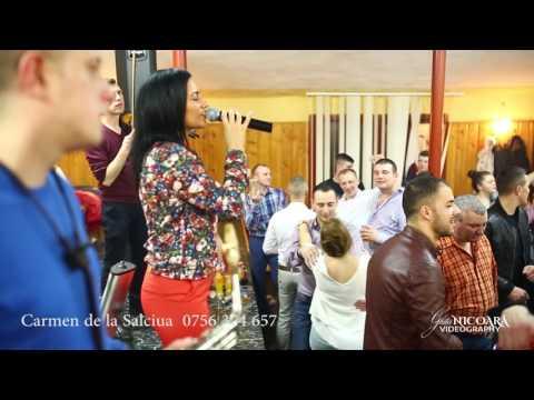 Carmen de la Salciua - Bal Presaca Sibiu Colaj Brauri LIVE 2017 NOU !