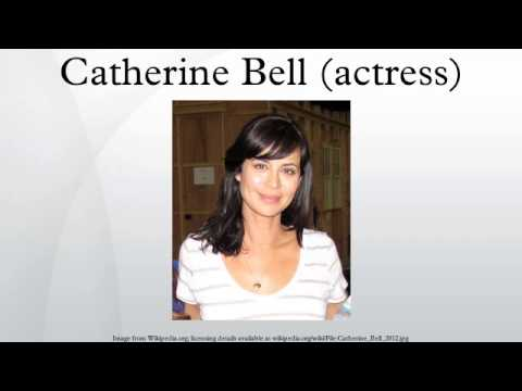 catherine bell actress youtube. Black Bedroom Furniture Sets. Home Design Ideas