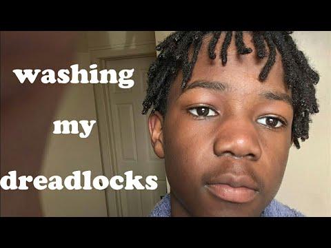How To Wash Dreadlocks