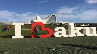 Раскрыл объятья Новый Баку (Азербайджан) - фешенебельный и радушный