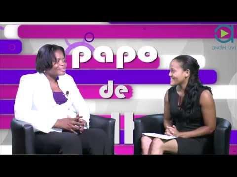 Programa Papo de Mulher com Ernestina de Menezes
