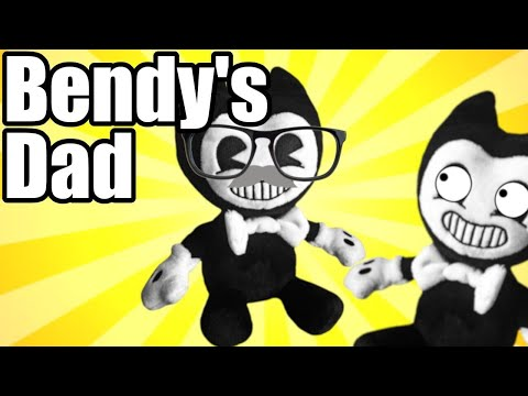 BATIM Plush  Bendys Dad