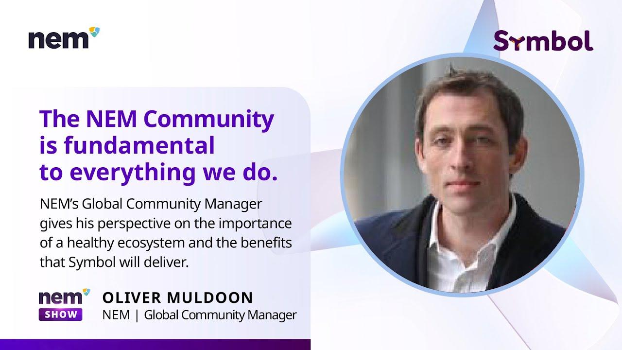 The NEM Show | a blockchain community manager's perspective