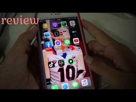 รีวิวมือถือ ไอโฟน 6 พลัสจากช็อปปี้ในปี 2021 iphone 6 plus 2021 จาก Shopee