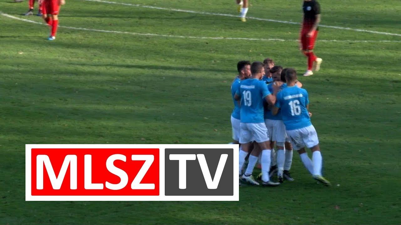 Credobus Mosonmagyaróvár - Soproni VSE |1-0 (1-0) | Merkantil Bank Liga NB II.| 16. forduló |