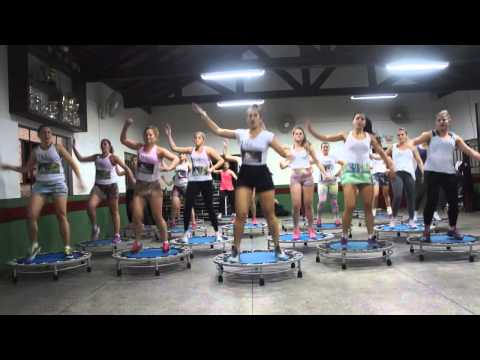 Tici Ribeiro Jump Fitness Sambão Mix 45