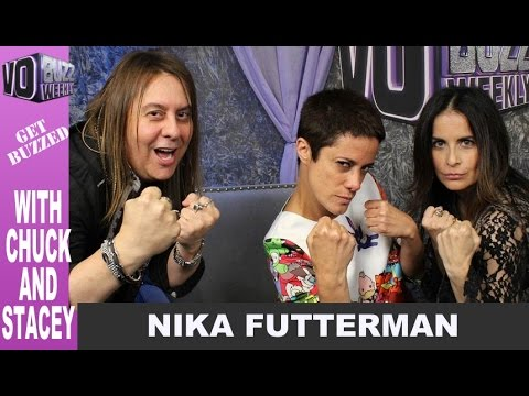 Nika Futterman PT1 - Animation Voice Over Super Talent  EP203