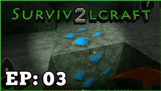 Survivalcraft2, EP: 03 ACHEI MEU PRIMEIRO DIMA, E ESCOLHENDO O LUGAR DA MINHA CASA
