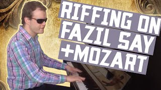 Derek Paravicini plays Alla Turca Jazz