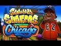 Subway Surfers Chicago começando bem 2018