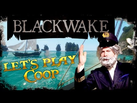 Découverte - Blackwake - Co-op de pirates !