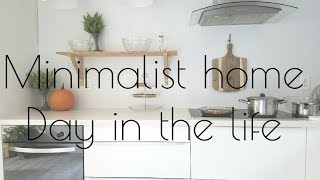 MINIMALIST FAMILY HOME 🌿  Day in the life homeschooling mom