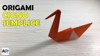 Origami : Cigno Semplice