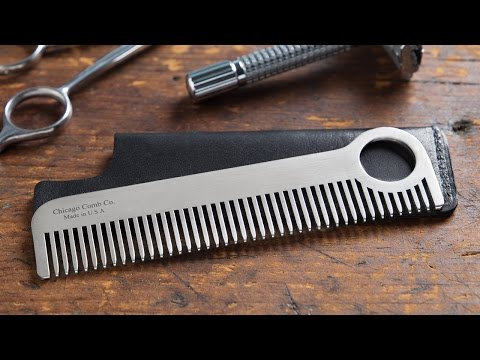 This comb will outlive you.
