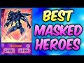 How to use a MASKED HEROES DECK! (Yugioh Archetype Learning)