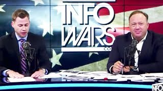 Infowars Idiot Reads Bible After Teen Girl HUMILIATED Him, Alex Jones Delights In Negative Attention