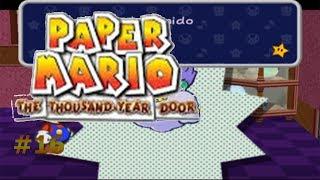 La glamorosa Claudia/Paper Mario: La Puerta Milenaria #16