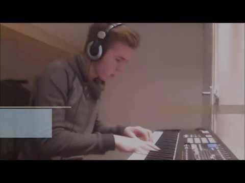Martin Garrix & MOTi - Virus (piano cover)