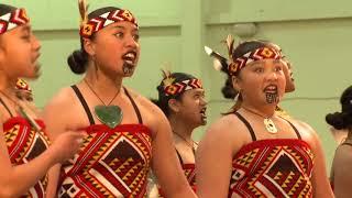 Rangitāiki Kapahaka Festival 2018 Te Kura o Te Teko Ngā Taiohi