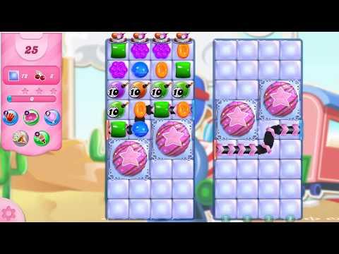 Candy Crush Saga Level 3141 NO BOOSTERS