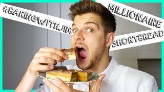 #bakingwithjim Millionaire Shortbread!