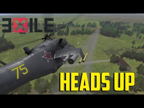 Exile - Heads Up