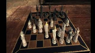 Harry Potter and the Order of the Phoenix - PS2 - #10 - Wizard Chess: Slytherin Champion