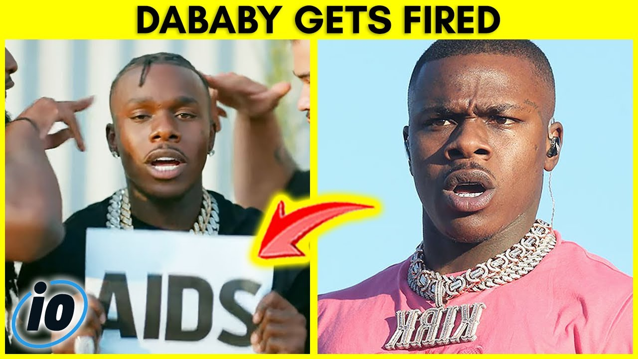 Cancel Culture Gets DaBaby Fired