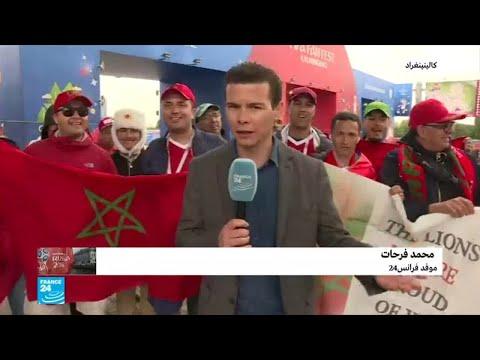 المغرب يعد بمباراة صعبة أمام إسبانيا  - نشر قبل 3 ساعة