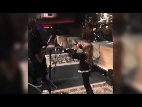 Korn Guitarist's Adorable 5 Year Old Son Does Vocals For The Band   Rock Feed