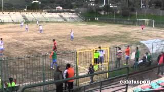 Cefalù - Menfi 3-0 (Calcio Promozione)