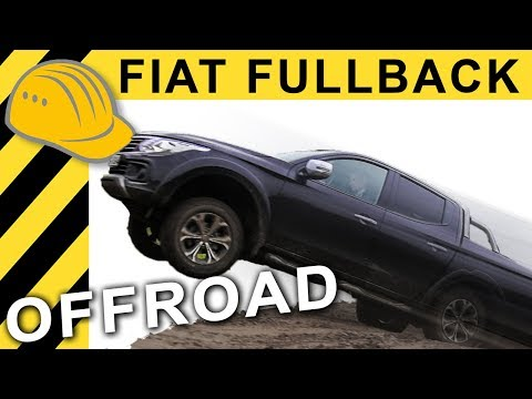 ER KANN FLIEGEN! FIAT FULLBACK TEST OFFROAD EXTREM & ANHÄNGER - Mitsubishi L200 Fahrbericht