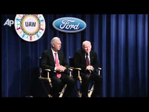 Ford to Add 5,750 US Jobs As Part of Contract
