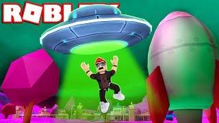 🔥 UFO ZA 500,000$ NA JAILBREAK! | ROBLOX #298