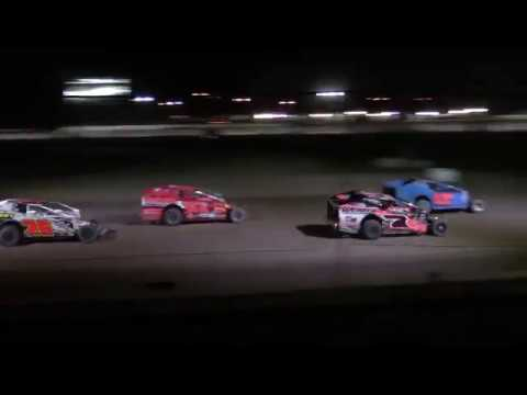 Ransomville Speedway Modified Feature Highlights 8-31-18