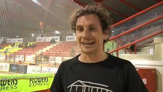 Filippo Pozzato: dal ciclismo all'hockey pista
