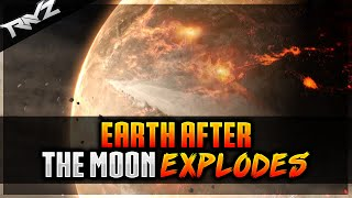 Black Ops 3 Zombies - What Would Happen To The Real Earth If The Moon Was Destro