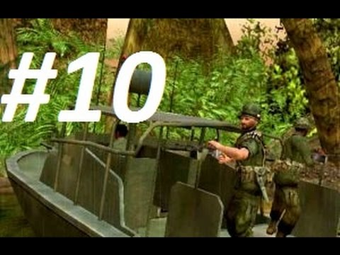 Conflict: Vietnam: Walkthrough on Extreme - Mission 10 - Russian Roulette