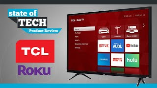 TCL Class 5-Series 4K UHD Dolby Vision HDR Roku Smart TV Review