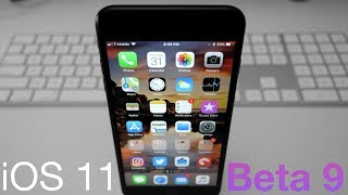 iOS 11 Beta 9 - What's New?