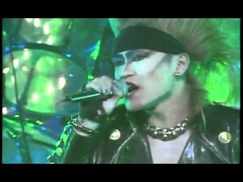 X Japan - Blue Blood 1990 LIVE