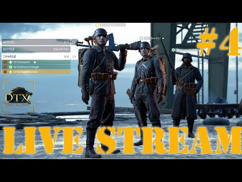 DTX  Live Stream 4 feat. The Night Shift