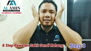 8 Step Rawatan Sakit Sendi Rahang! | Jaw Joint Pain (011-50404441/019-229 8663)