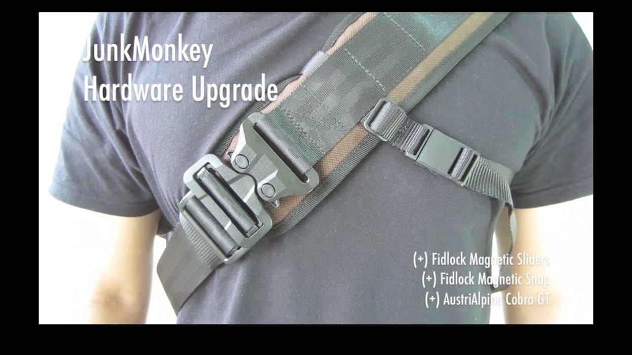 Junkmonkey hardware upgrade