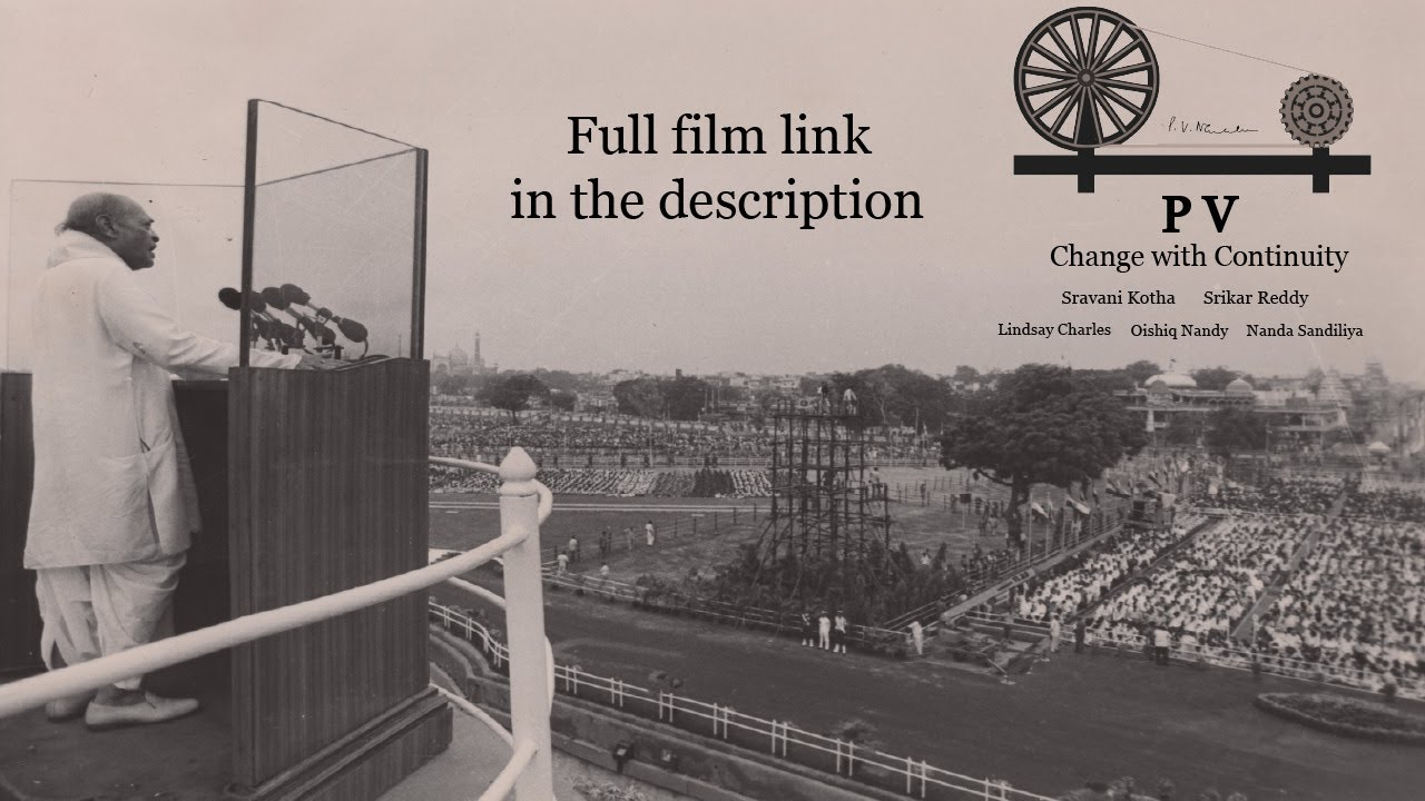 PV NarasimhaRao Biopic Trailer