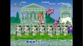 Altered Beast - Arcade Long Play
