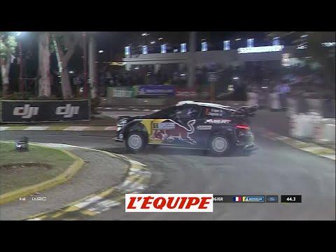 Le résumé vidéo de la première spéciale - Rallye - WRC - Argentine