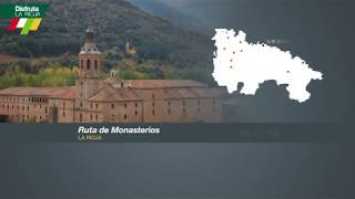 Ruta de Monasterios. Disfruta La Rioja